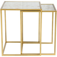 Calais Nesting Tables - Furniture - Accent Tables - End Tables