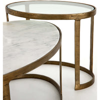 Calder Nesting Coffee Table - Furniture - Accent Tables - High Fashion Home