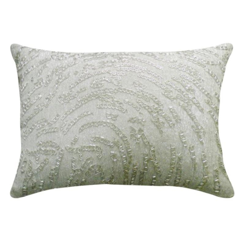 Cloud 9 Calero Beaded Pillow - Accessories - High Fashion Home