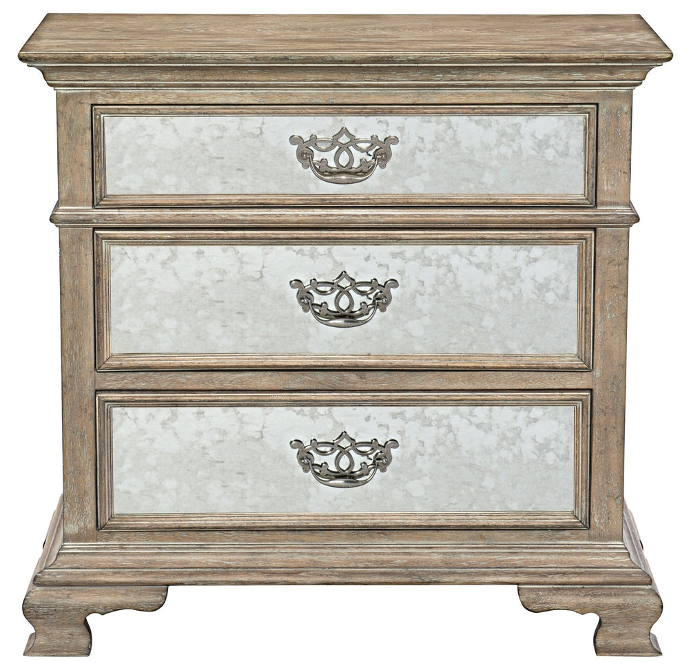 Campania Bachelor's Chest, White - Furniture - Storage - Bedroom