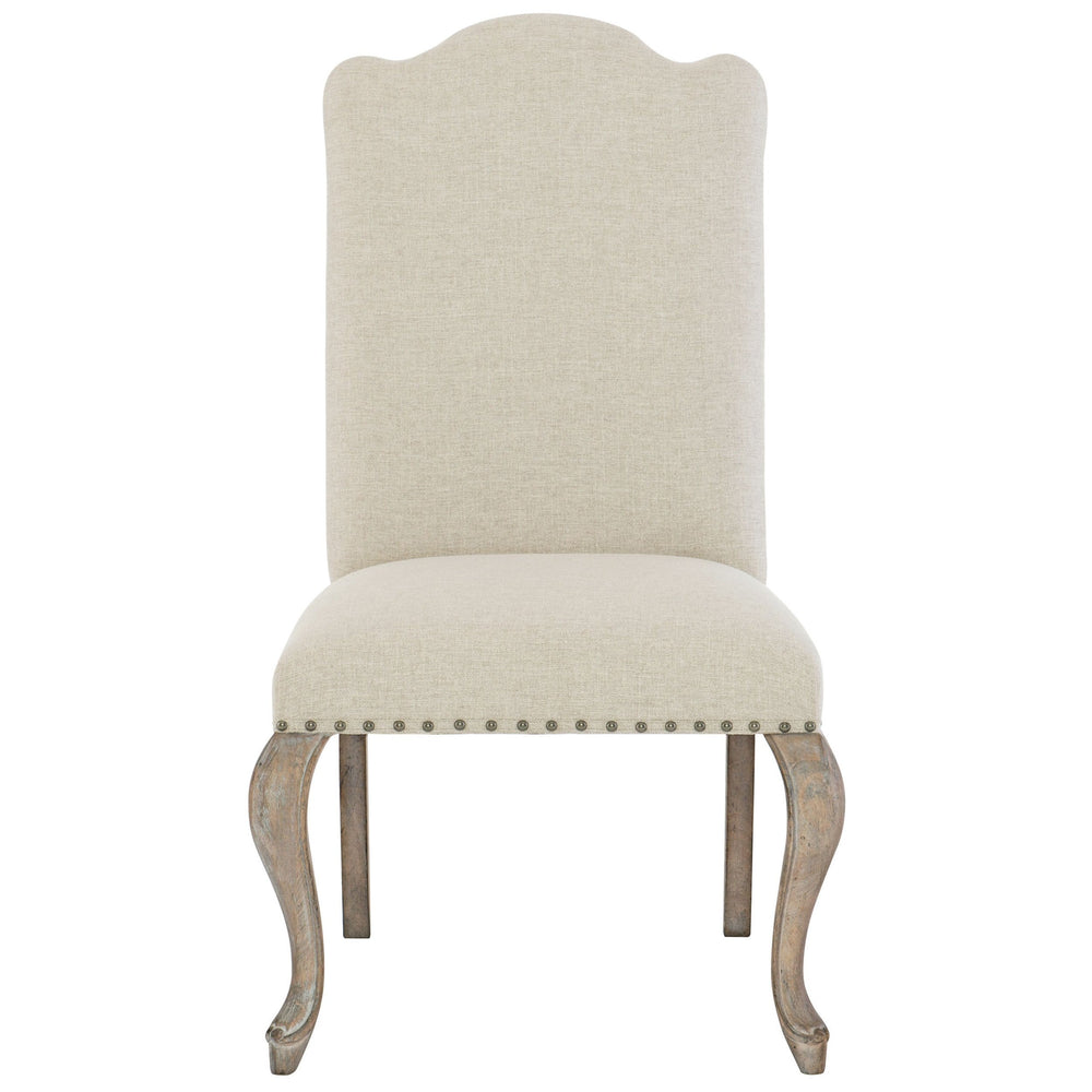 Campania Upholstered Side Chair - Furniture - Chairs - High Fashion Home