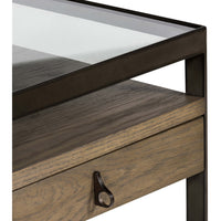 Carlson Nightstand - Furniture - Bedroom - High Fashion Home