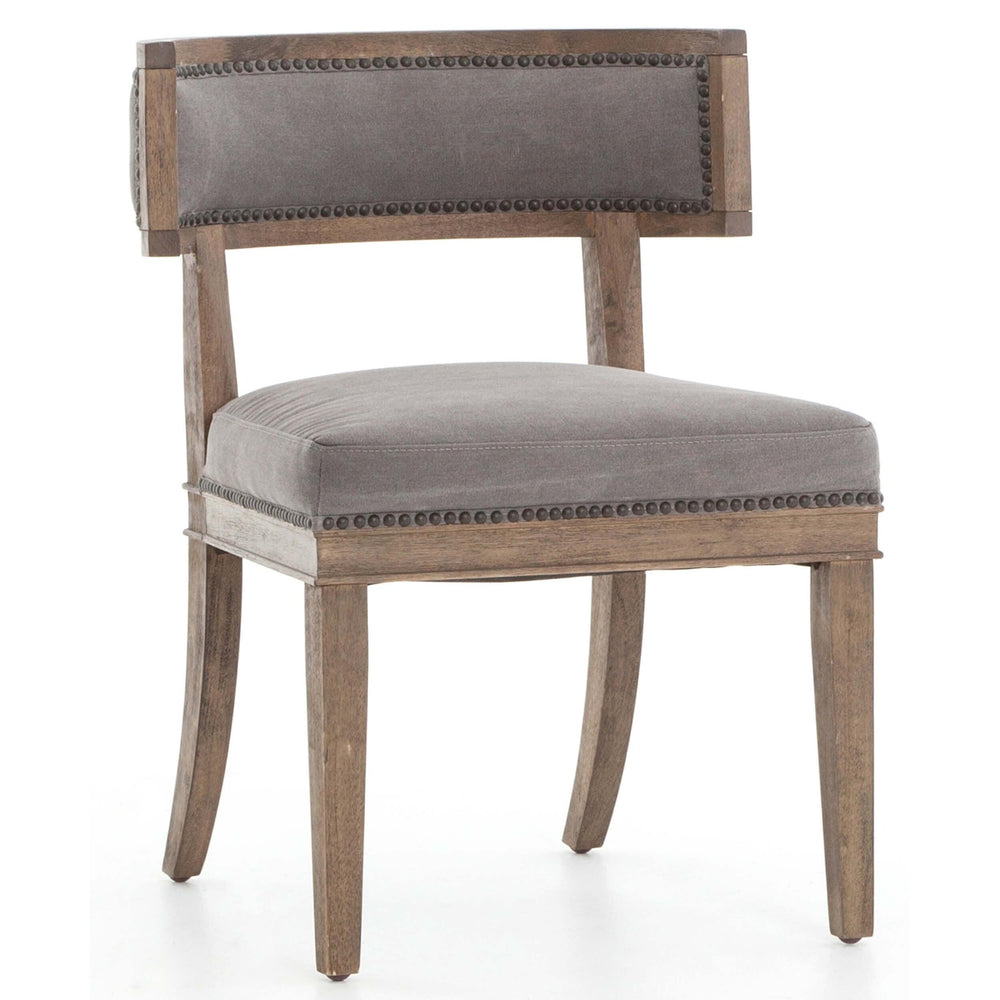 Carter Dining Chair, Dark Moon - Furniture - Dining - High Fashion Home