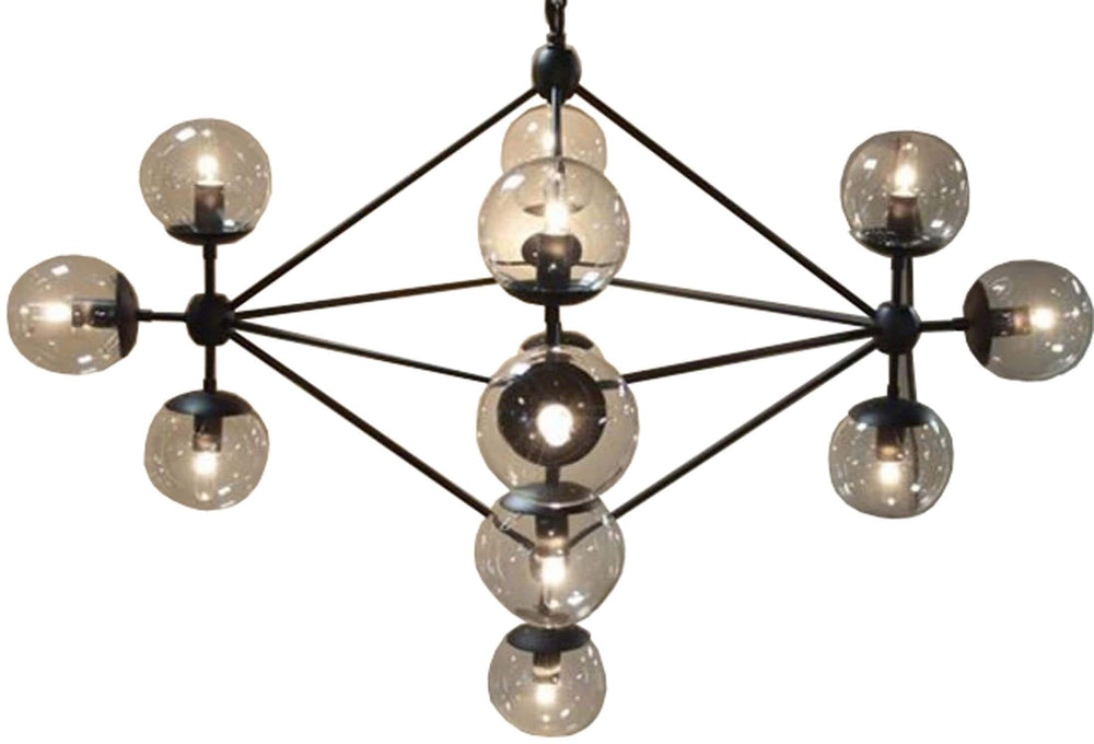 Particles Chandelier, Small - Lighting - High Fashion Home