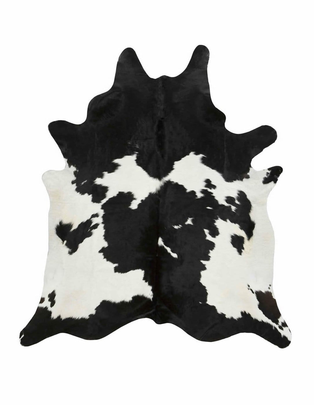 Black and White Special Extra Large Hide Rug - Rugs1 - High Fashion Home