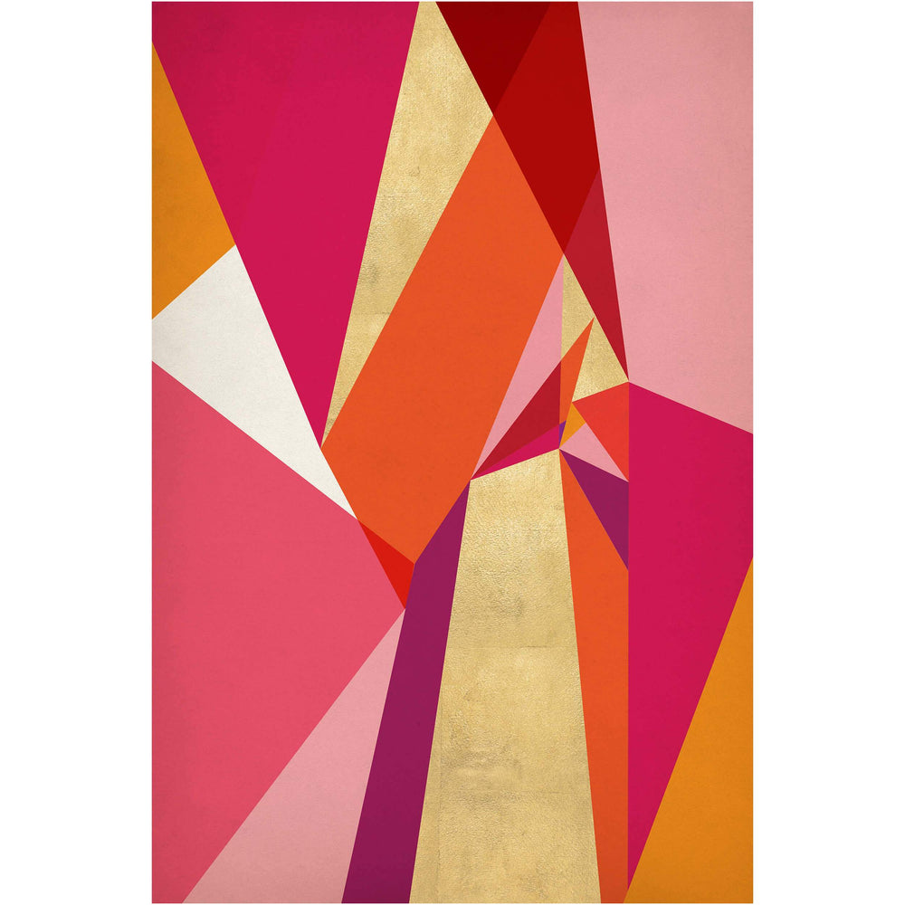 Chromatic Harmony I - Accessories - Canvas Art - Abstract