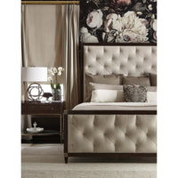 Clarendon Panel Bed - Modern Furniture - Beds - High Fashion Home