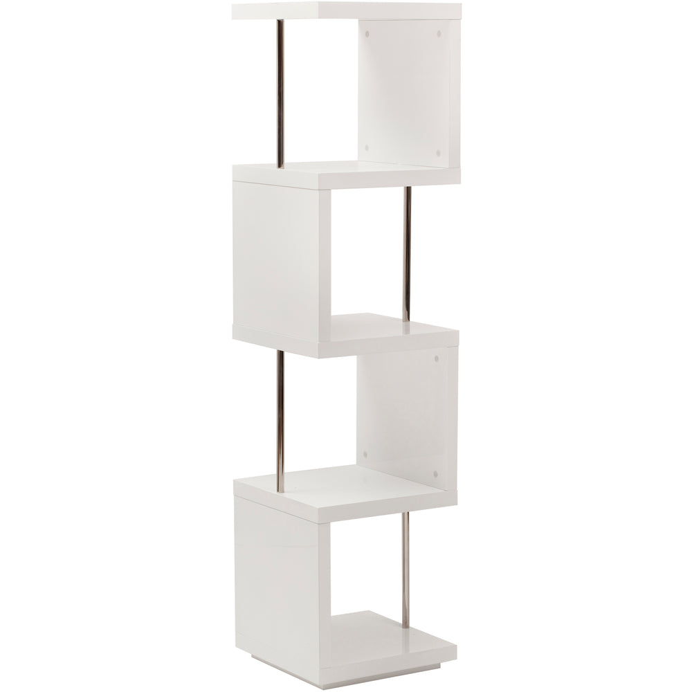 Cobra Shelf, White - Furniture - Storage - Office