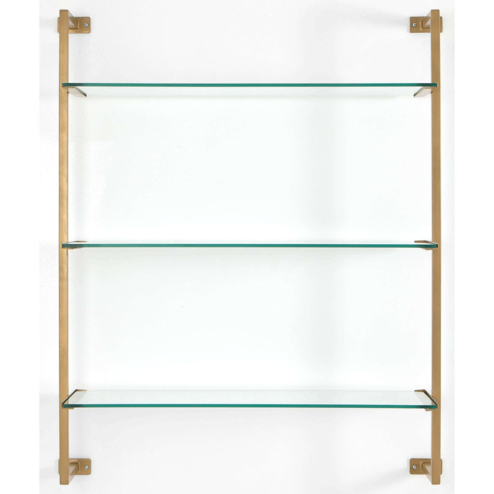 Collette Wall Shelf - Furniture - Storage - High Fashion Home