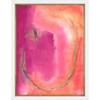 Color Fascination II Framed - Accessories - Canvas Art - Abstract