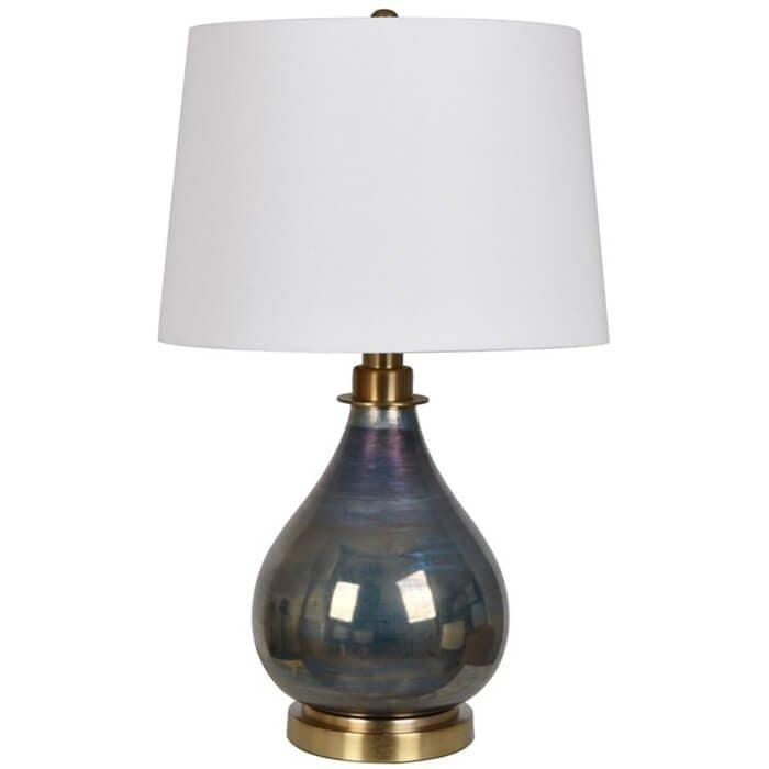 Cone Table Lamp - Lighting - High Fashion Home