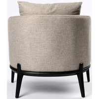 Copeland Chair, Orly Natural - Modern Furniture - Accent Chairs - High Fashion Home