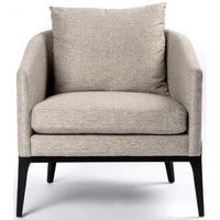 Copeland Chair, Orly Natural - Furniture - Chairs - Fabric