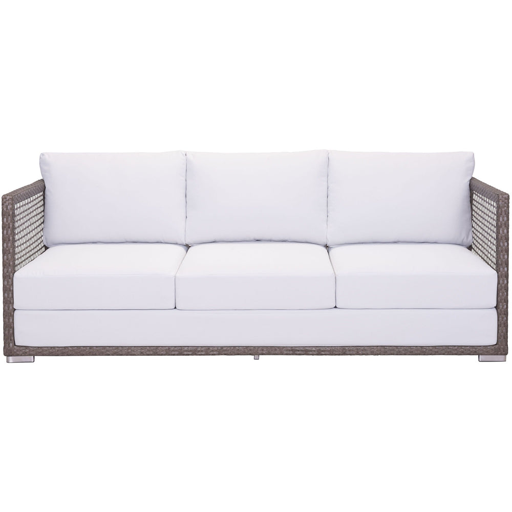 Coronado Sofa, Cocoa - Furniture - Outdoor - Seating