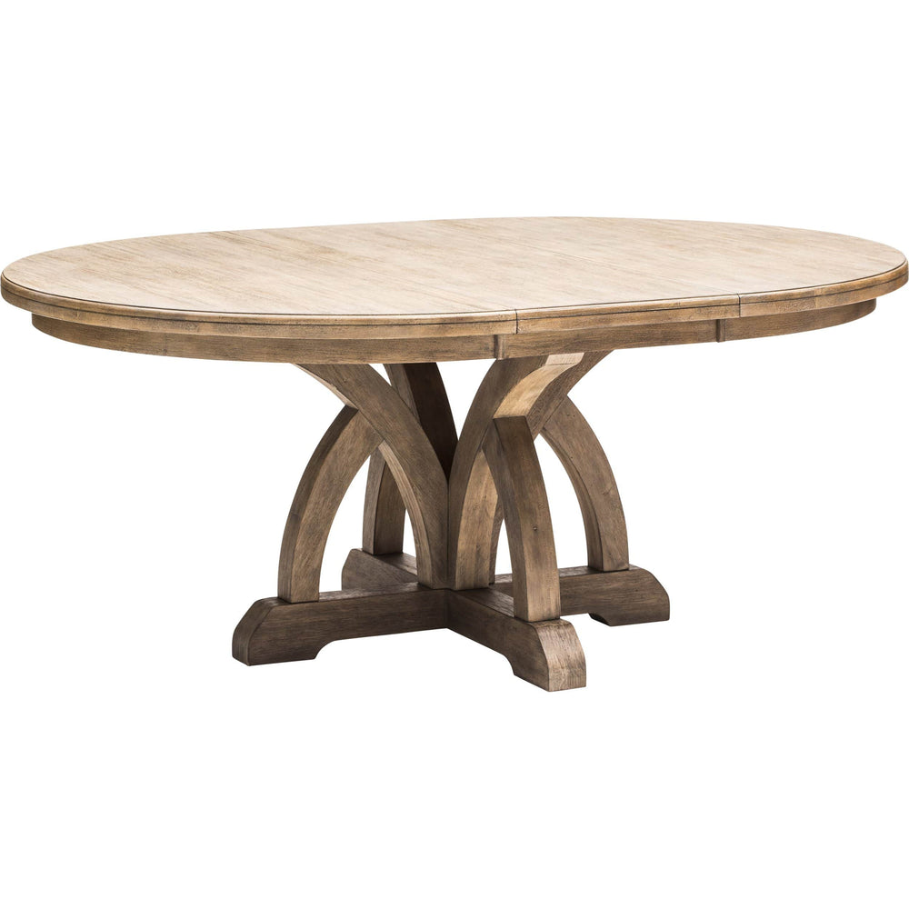 Corsica Round Dining Table - Modern Furniture - Dining Table - High Fashion Home