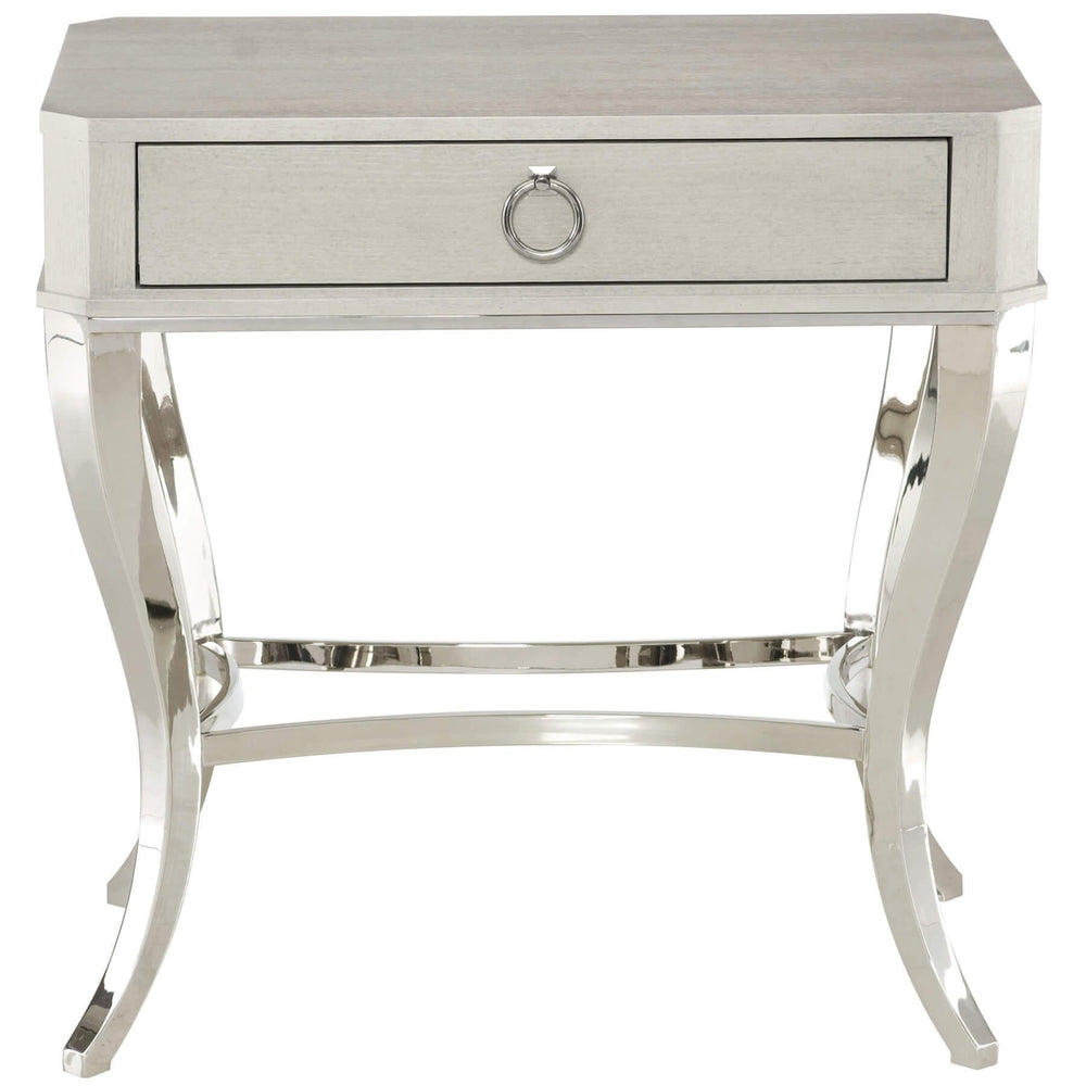 Criteria 1 Drawer Nightstand - Furniture - Bedroom - High Fashion Home