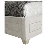 Criteria Upholstered Bed - Modern Furniture - Beds - High Fashion Home
