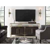Curata Entertainment Console - Furniture - Office - High Fashion Home