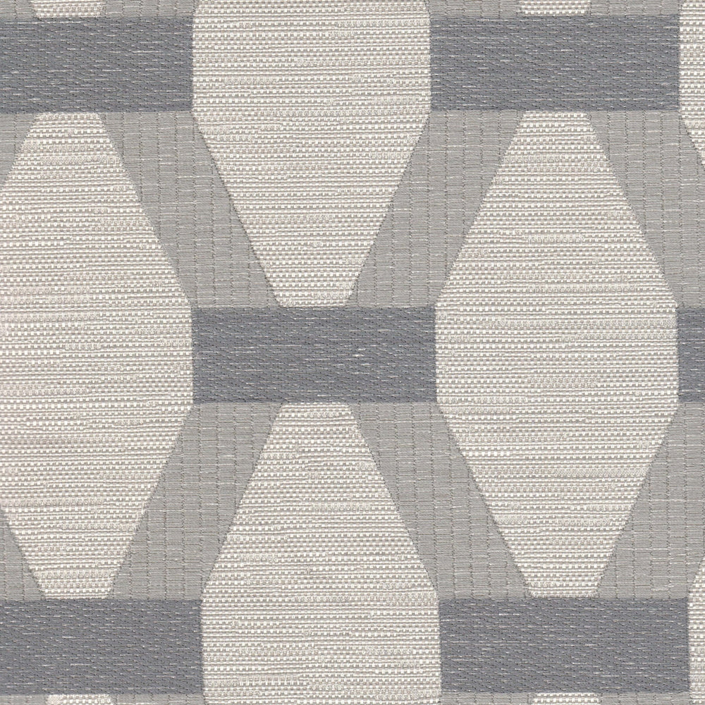 Curio Woven, Pewter - Fabrics - High Fashion Home