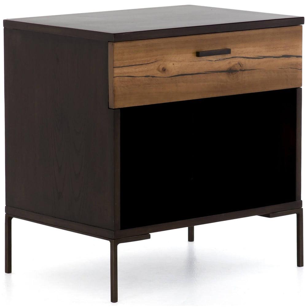 Cuzco Nightstand, Natural Yukas - Furniture - Bedroom - High Fashion Home