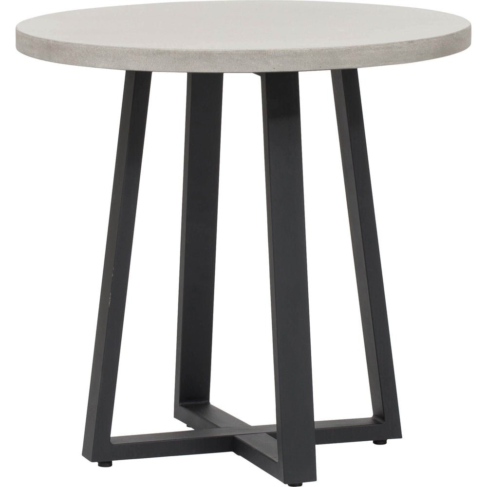 "Cyrus 32"" Round Dining Table - Modern Furniture - Dining Table - High Fashion Home"