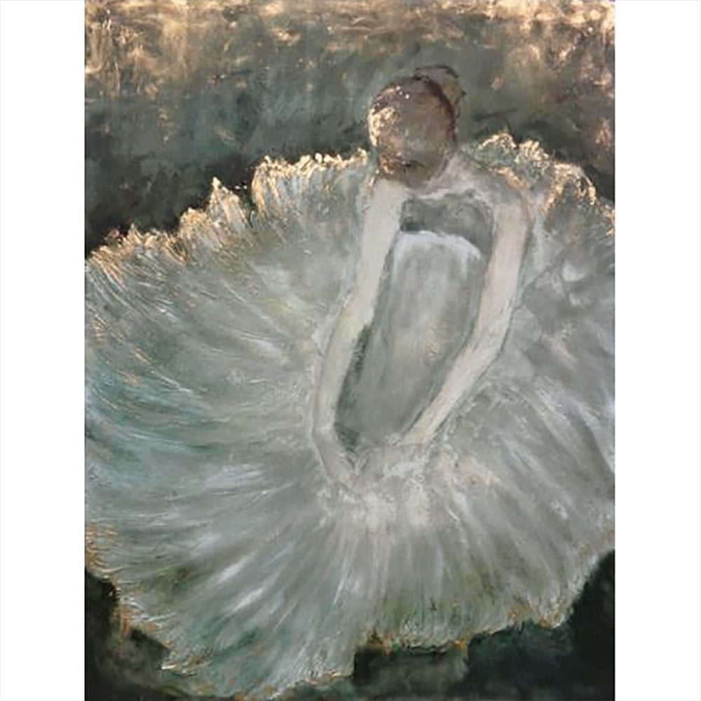 Dancer at Rest - Accessories - Canvas Art - People