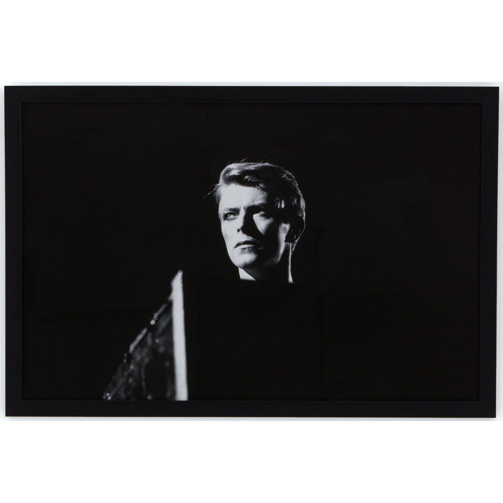 David Bowie, Framed - Accessories - Canvas Art - People