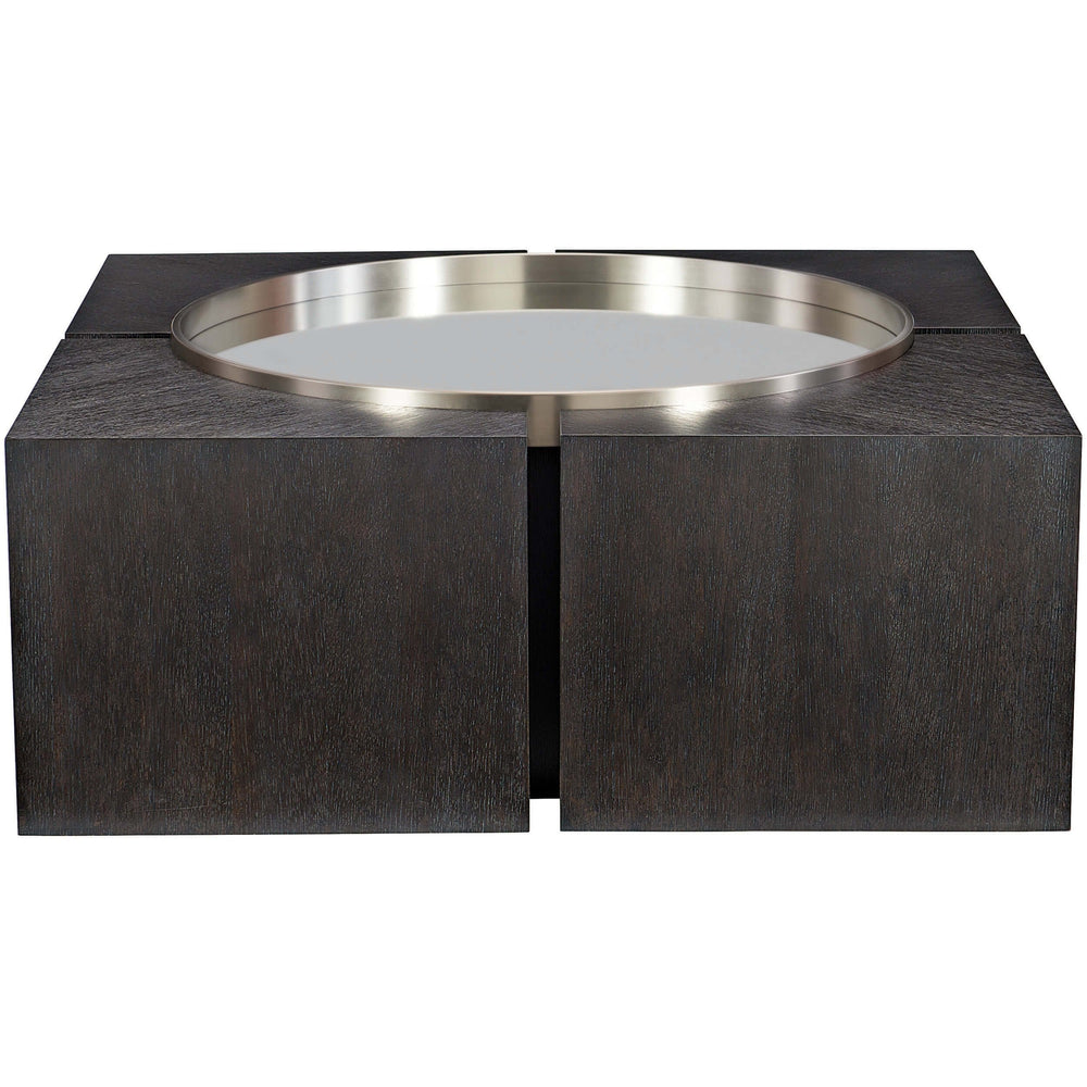 Decorage Square Cocktail Table - Furniture - Accent Tables - High Fashion Home