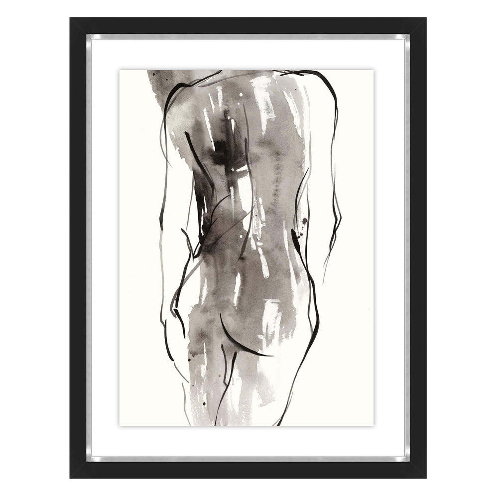 Delicate Motion II - Accessories - Canvas Art - People