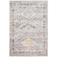 Loloi Rug Dante DN-01, Ivory/Multi - Rugs1 - High Fashion Home