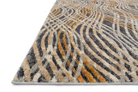 Loloi Rug Dreamscape DM-02 Charcoal/Gold - Accessories - Rugs - Loloi Rugs