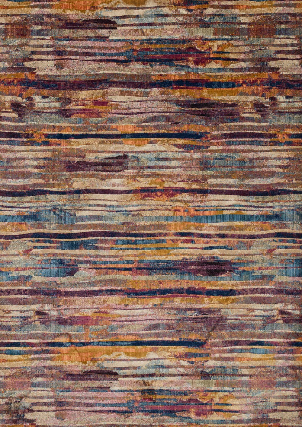 Loloi Rug Dreamscape DM-03 Raspberry/Multi - Rugs1 - High Fashion Home