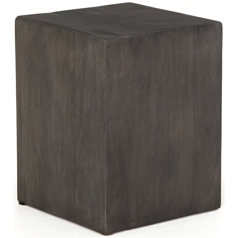 Duncan End Table, Coal