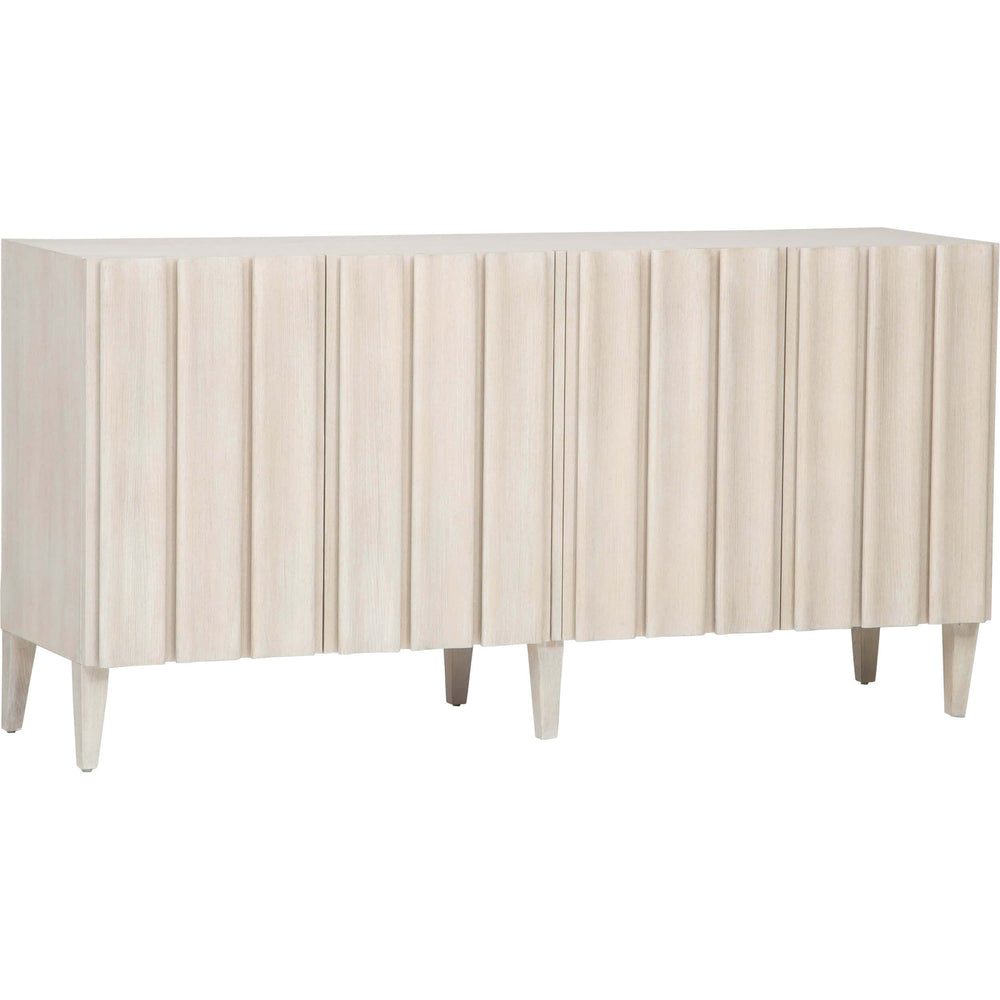 East Hampton Entertainment Console - Furniture - Accent Tables - High Fashion Home