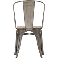Elio Chair, Wood (Set of 2) - Furniture - Dining - Chairs & Benches