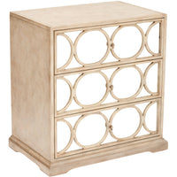 Ellery Nightstand - Furniture - Bedroom - High Fashion Home