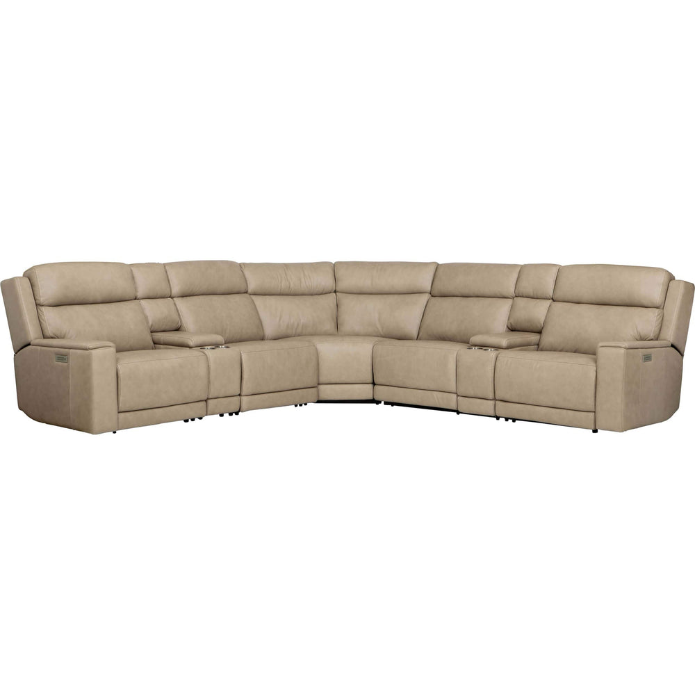 Emerson Sectional - Modern Furniture - Sectionals - High Fashion Home