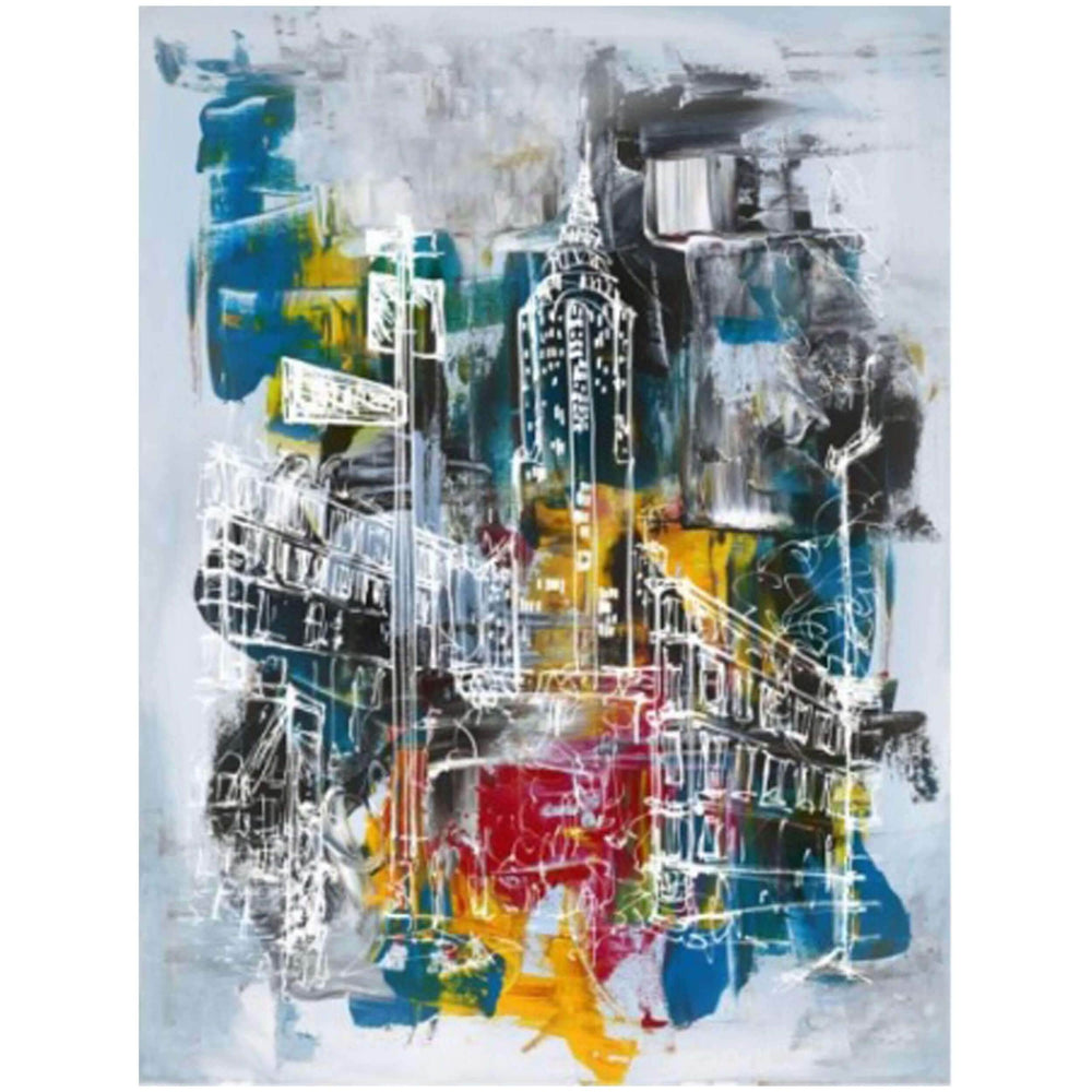 Enscene New York - Accessories - Canvas Art - Abstract