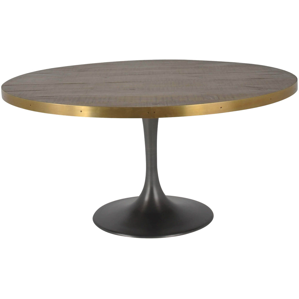 Evans Round Dining Table - Modern Furniture - Dining Table - High Fashion Home