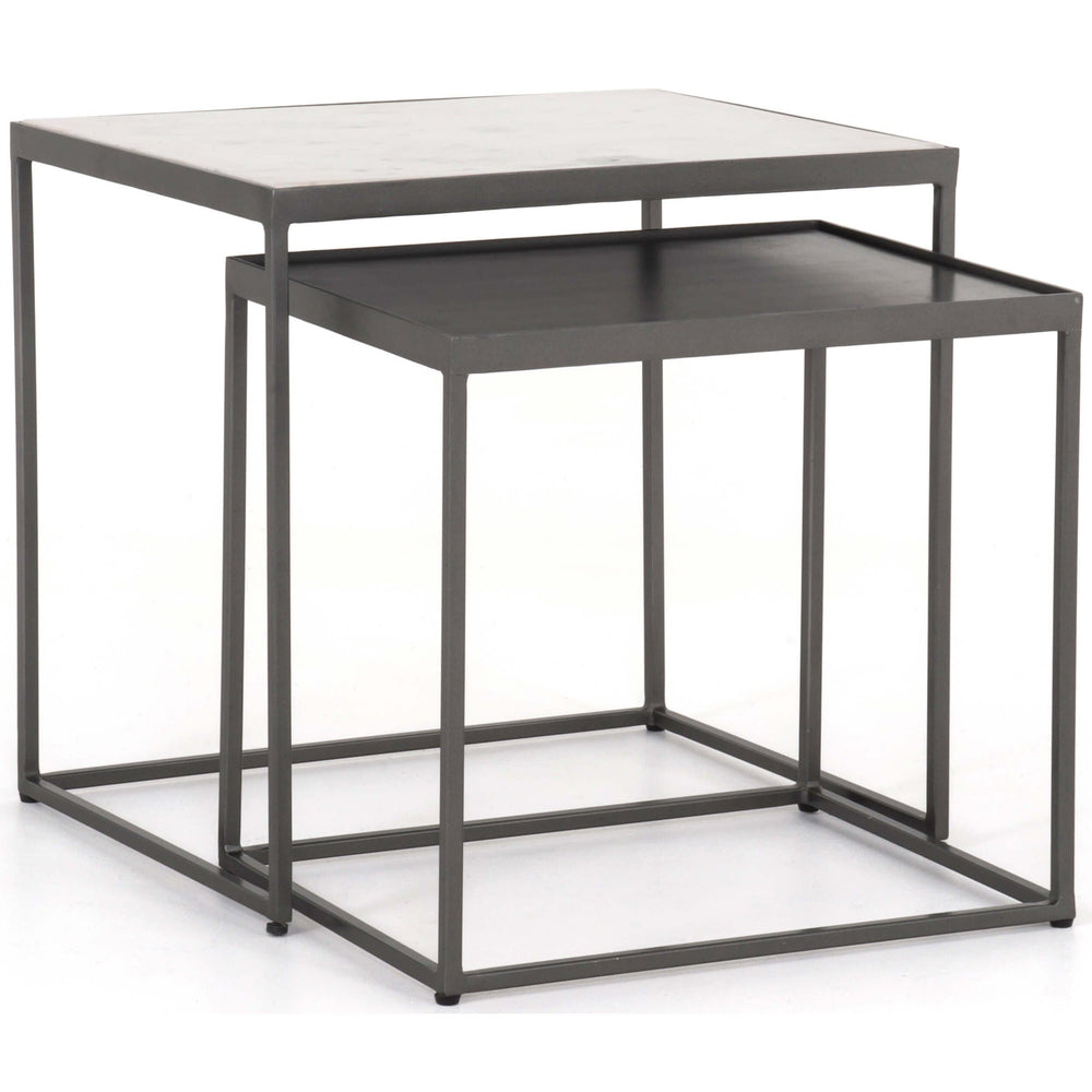 Evelyn Nesting End Table - Furniture - Accent Tables - High Fashion Home