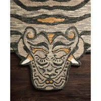 Loloi Rug Feroz FER-01, Silver - Rugs1 - High Fashion Home