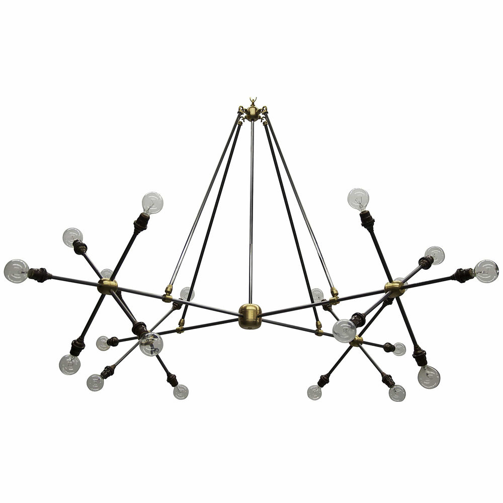 Flake Chandelier - Lighting - High Fashion Home