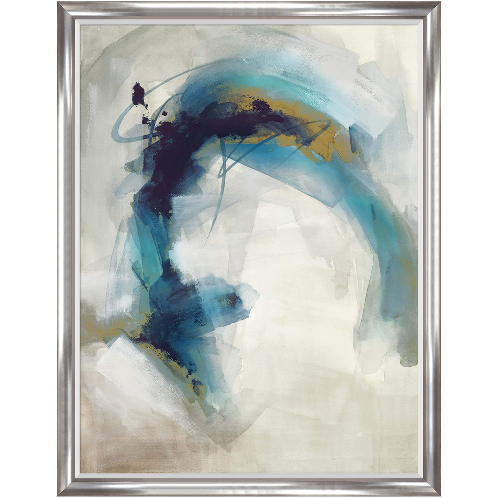 Flow of Motion I Framed - Accessories - Canvas Art - Abstract