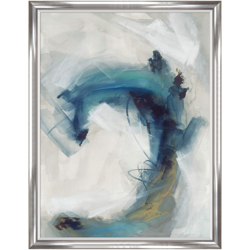 Flow of Motion II Framed - Accessories - Canvas Art - Abstract