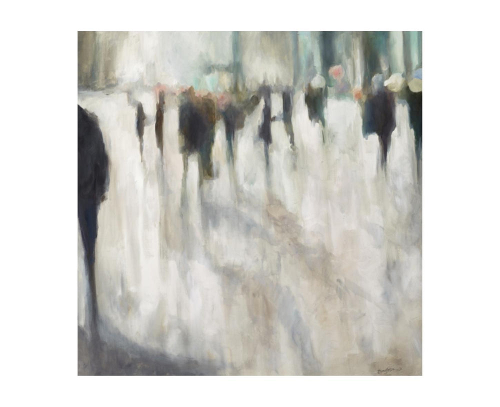 Work Commute - Accessories - Canvas Art - Abstract