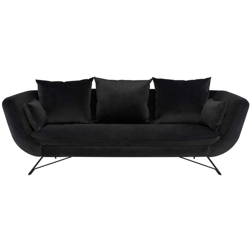 Gemelli Sofa, Shadow Grey - Modern Furniture - Sofas - High Fashion Home
