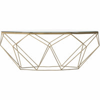 Geometric Coffee Table - Modern Furniture - Coffee Tables - High Fashion Home