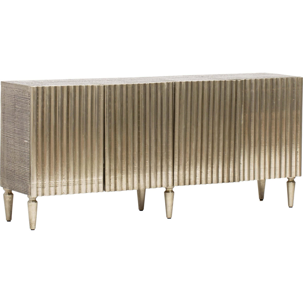 German Silver Console - Furniture - Storage - Media