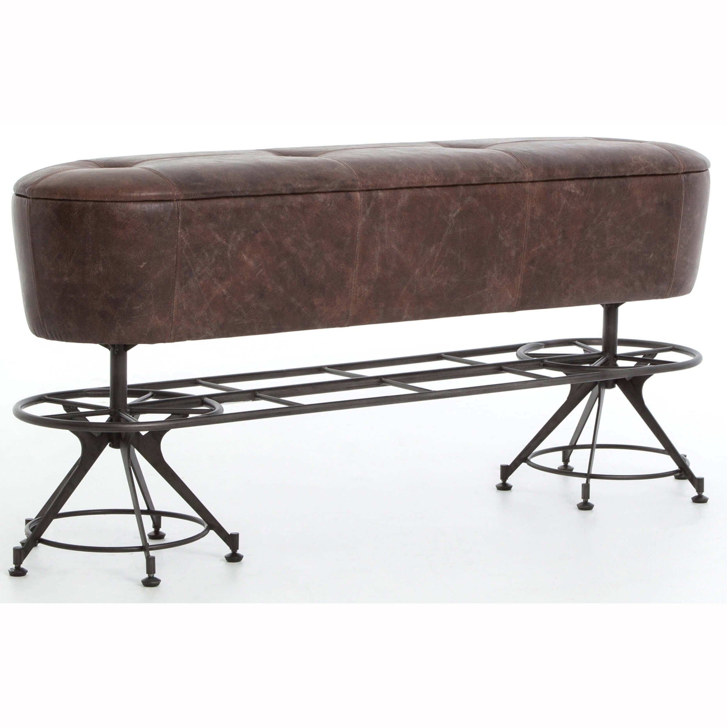 Surprising S Highfashionhome Com Products Tyler Leather Gmtry Best Dining Table And Chair Ideas Images Gmtryco