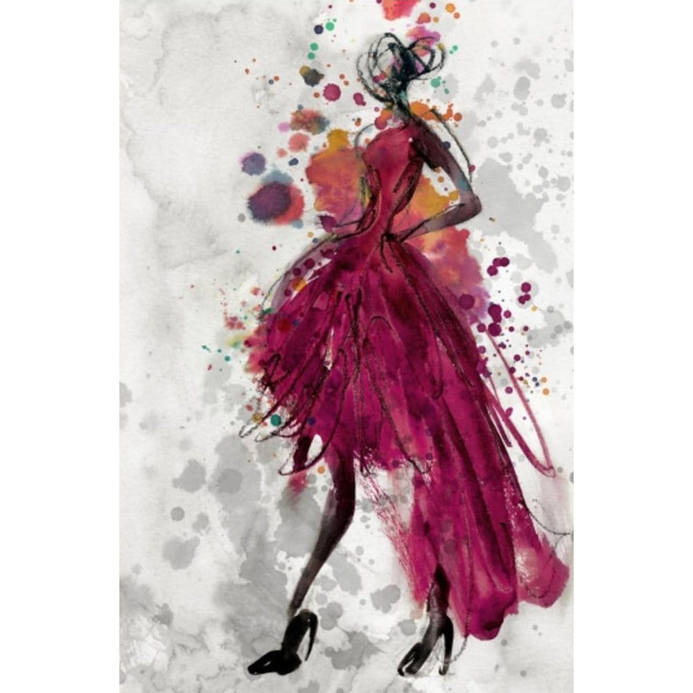 Glamour de Jour I - Accessories Artwork - High Fashion Home